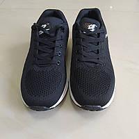 Кросівки чоловічі чорні Розміри: 41 - 46 43