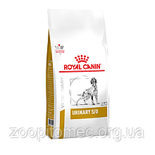 Корм для собак Royal Canin (РОЯЛ КАНІН) URINARY при лікуванні і профілактиці сечокам'яної хвороби, 2 кг