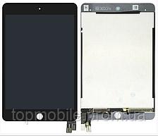 Модуль iPad mini 5 (A2124A2126/A2133) черный (дисплей, стекло)