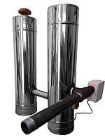 """Дымогенератор с охлаждающей камерой на 3 л """"Близнец - 3"""""""