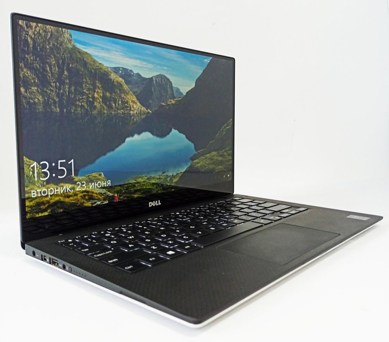"Ноутбук Dell XPS 9343 (3200*1800/IPS/13.3""/i5-5200U/8Gb/256Gb SSD) БУ"