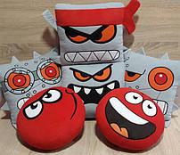 Мягкие игрушки из Игры Красный Шар Red Ball