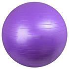 Мяч для фитнеса фитбол гимнастический Profit 55 см, фото 7