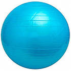 Мяч для фитнеса фитбол гимнастический Profit 55 см, фото 5