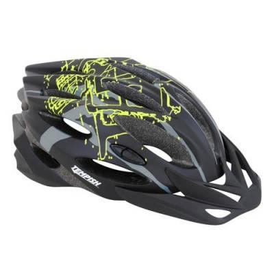 Шлем Tempish STYLE, черно-зеленый,S, фото 2