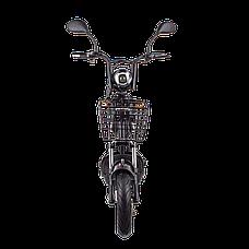 Электрический мопед  R1 RACING  Athena 500W/48V/20AH(AGM) (черный), фото 2