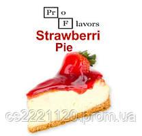 Жидкость Pro Flavors Strawberry Pie (Клубничный пирог) 100 мл.
