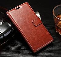 Чехол книжка Luxury Retro для Xiaomi Redmi Note 5 / Note 5 Pro кожаный чохол на телефон сяоми ноте нот 5 кожа