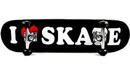 "Скейт ""Loveskating"" до 85 кг"