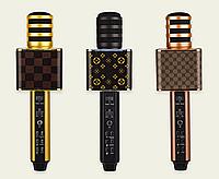 Мікрофон караоке, юсб зарядка, 3 кольори, M147