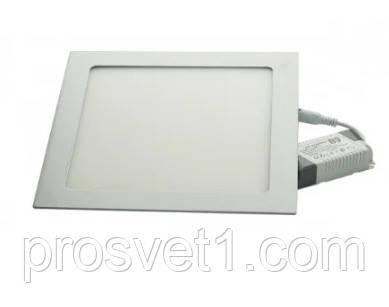 Світильник світлодіодний врізний 12w DLS-12N