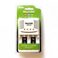 Зарядное устройство для аккумуляторов AA/AAA/Крона Mastak MW-309