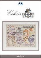 Буклет-схема Coloris - Home 15278/22