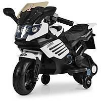 Электромотоцикл детский Bambi M 3582EL-1, с музыкой и светом, аккумулятор 6V/4,5AH