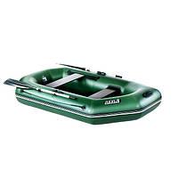 Надувная лодка Ладья ЛТ-250-ЕВТ со слань-книжкой, фото 3