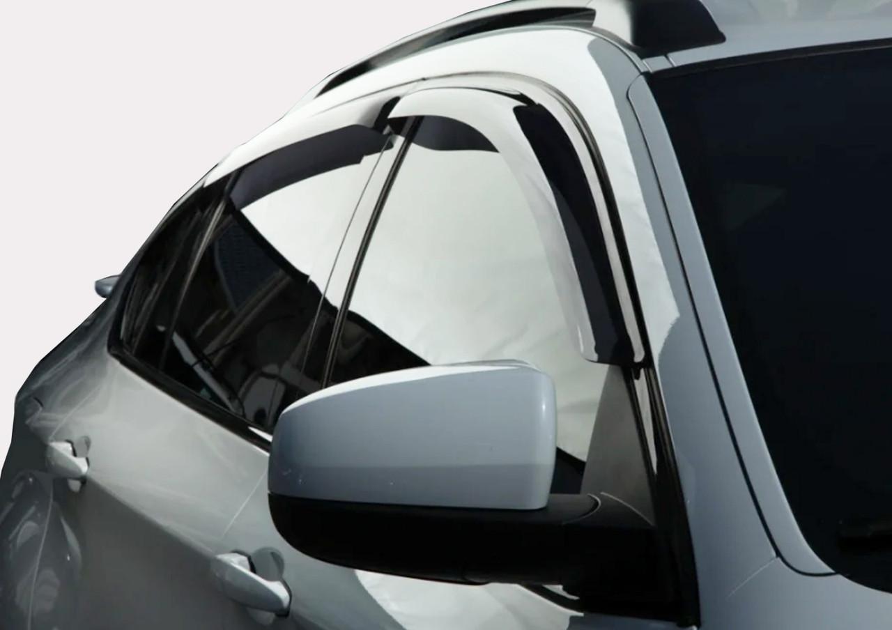 """Nissan Almera (G11) Sd 2012 дефлекторы окон """"ANV air"""""""