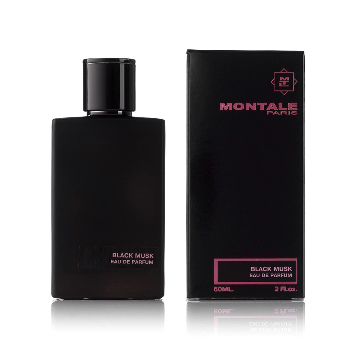 Montale Black Musk парфюмерия женская тестер 60 ml с феромонами в цветной упаковке (реплика)