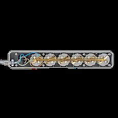 Сетевой фильтр LogicPower 5 розеток 1,8 м серый (LP-X5), фото 3