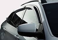 "Toyota Land Cruiser 100 5d 1998-2007 дефлекторы окон ""ANV air"", фото 1"