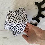 Хлопковая панамка от солнца размер 44-46 см, фото 3