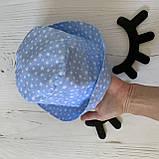 Хлопковая панамка от солнца размер 44-46 см, фото 2