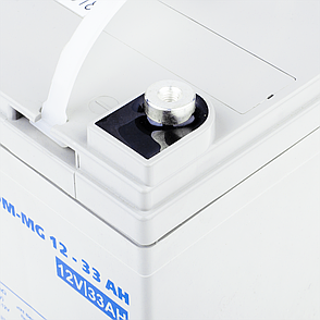 Аккумулятор мультигелевый AGM LPM-MG 12 - 33 AH для TESLA, фото 2