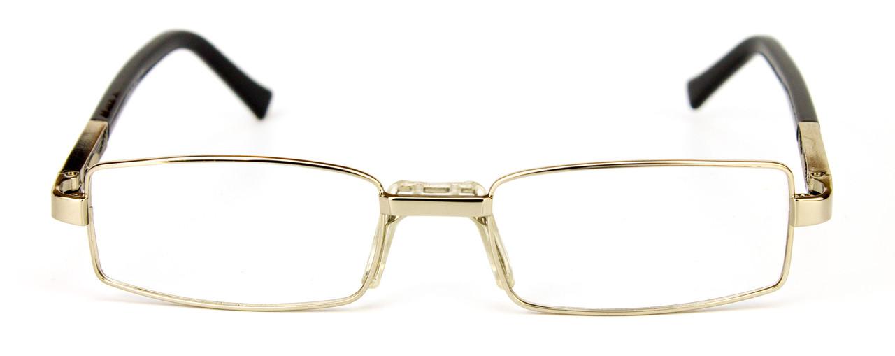 Готові окуляри для читання в металевій оправі (від +0,5 до +4.0)