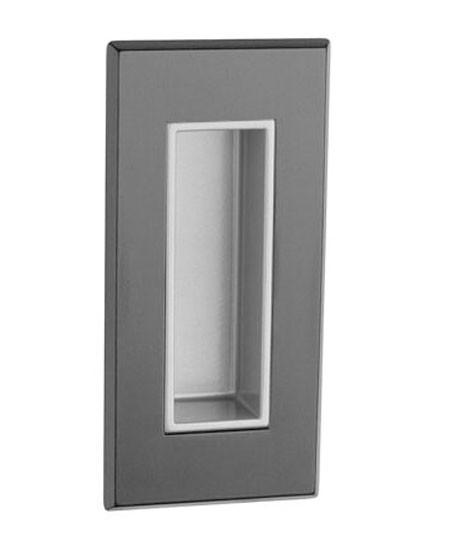 Ручка для раздвижных дверей Tupai 2650 черный матовый (Португалия)