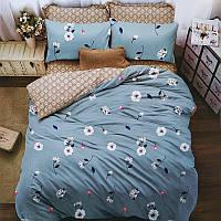 Комплект постельного белья Elway EW088 евро