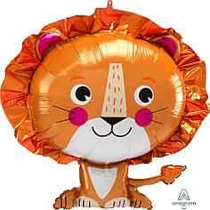 Фол шар фигура Львенок (Анаграм)