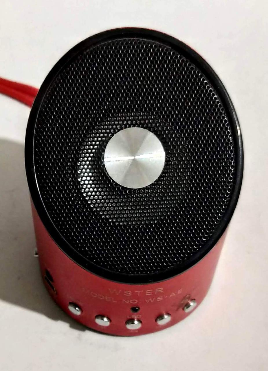 "Портативна Bluetooth колонка ""Q10"" Red"