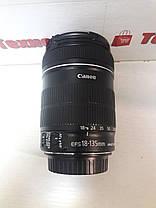 Объектив Canon EFS 18-135 mm macro 0.45m/1.5ft, фото 3