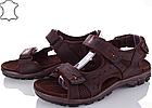 Сандалии мужские кожаные р.41 коричневые Nike, фото 10