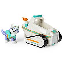 Nickelodeon Paw Patrol Щенячий патруль Эверест со снегоуборочной машиной