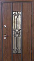 Двери входные металлические Пруф Hook Nvd Nominal винорит Дуб темный 850