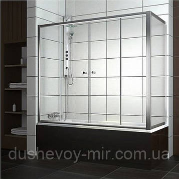 Radaway Vesta S 80x150 хром/фабрик (204080-06)