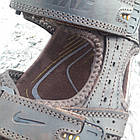 Сандалии мужские кожаные р.43 коричневые Nike, фото 6