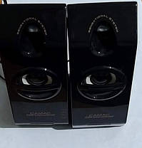 """Колонки USB """"CMK-X9"""" Black, фото 3"""