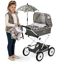 Детская коляска для кукол, сумка+зонт DeCuevas 82024