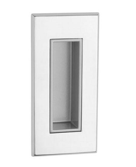 Ручка для раздвижных дверей Tupai 2650 хром полированный (Португалия)