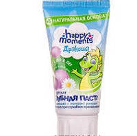 Зубна паста дитяча Дракоша Buble Gum (1-8 років) 60 мл