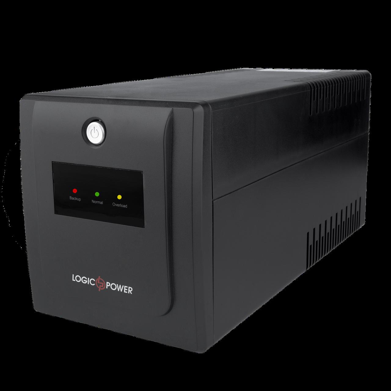 ИБП линейно-интерактивный LogicPower LPM-1100VA-P(770Вт)