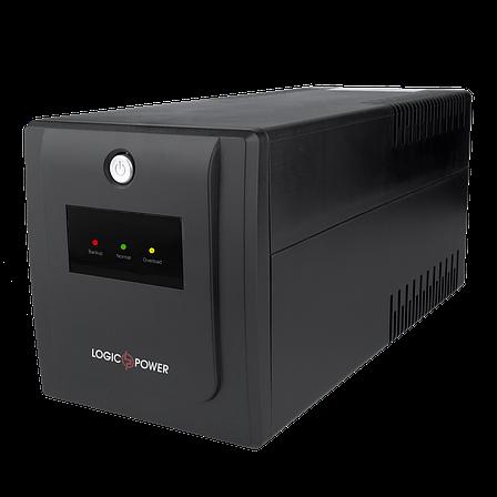 ИБП линейно-интерактивный LogicPower LPM-1100VA-P(770Вт), фото 2