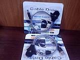 Шнур металевий долоню (palms cable) micro, фото 3