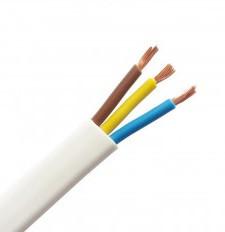 Силовой кабель провод шнур ШВВП 3*1.0 ЗЗЦМ ГОСТ