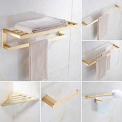 Набір вішалок для рушників у ванну кімнату. Модель RD-1609