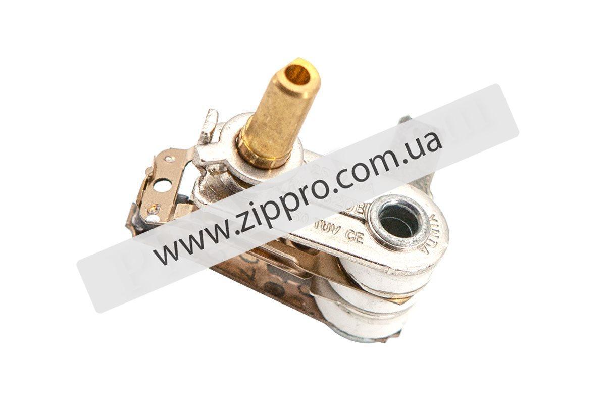 Термореле KST820B 16A T250, коротка ручка (ніжки 2х90°)