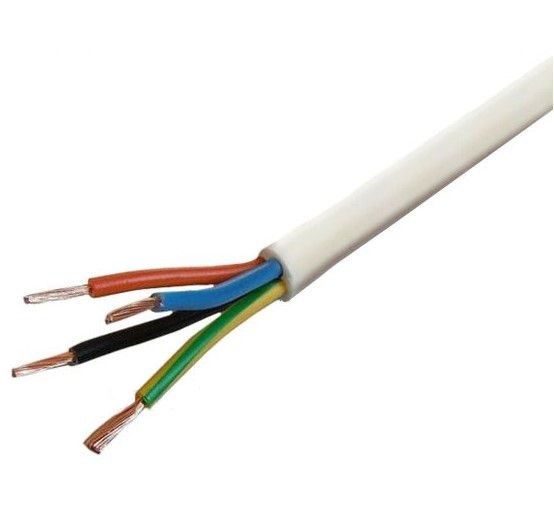 Силовой кабель провод шнур ПВС 4*0,5 ИЭК