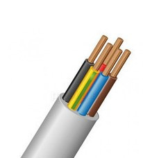 Силовой кабель провод шнур ПВС 5* 2.5 ЗЗЦМ ГОСТ