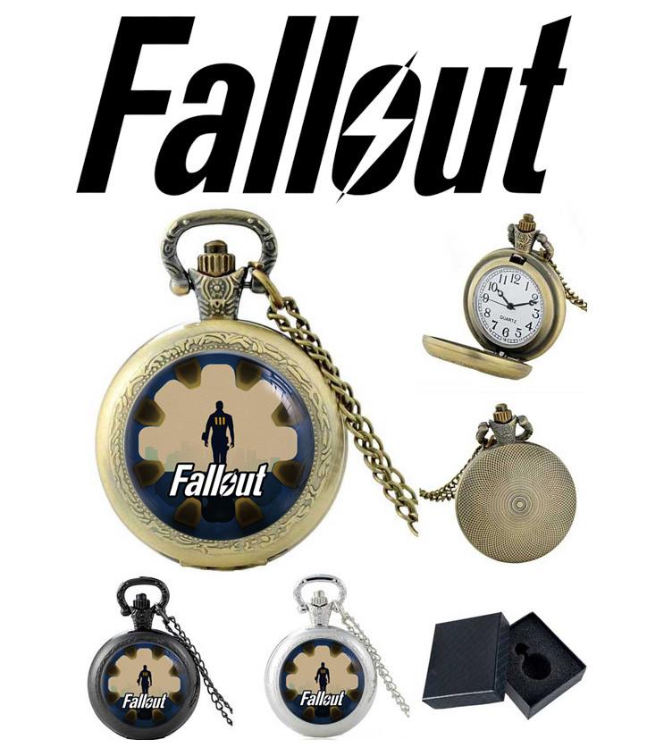 """Карманные часы Fallout """"Survival"""" / Фаллаут"""